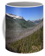 Forest Fire Sticks-1 Coffee Mug