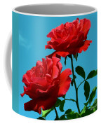 Forests Flowers Coffee Mug