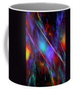 Fractal Invasion Coffee Mug