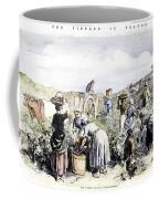 France: Grape Harvest, 1854 Coffee Mug by Granger