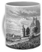 France: Wine Ch�teau, 1868 Coffee Mug