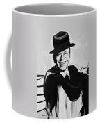 Frank In Black And White Coffee Mug