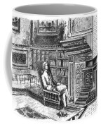 Franklin Stove Coffee Mug