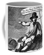 Franklin: Way To Wealth Coffee Mug by Granger