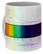 Fraunhofer Lines Coffee Mug by Science Source