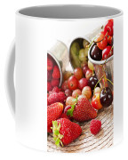 Fruits And Berries Coffee Mug