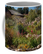 Gardens In Carmel Monastery Coffee Mug