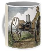 Gatling Gun, 1872 Coffee Mug