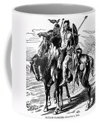 Gaulish Warriors Coffee Mug
