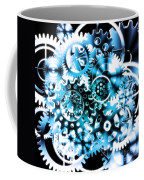 Gears Wheels Design  Coffee Mug