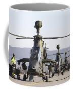 German Tiger Eurocopters At Fritzlar Coffee Mug
