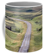 Ghost Town Galilee Saskatchewan Coffee Mug