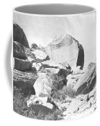 Giant Sandstone Boulders Coffee Mug