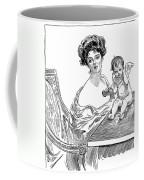 Gibson: Gibson Girl, 1901 Coffee Mug