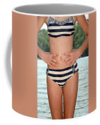 Girl In Bikini Coffee Mug
