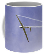 Glider Flying Aerobatics At Airshow Canvas Photo Poster Print Coffee Mug
