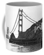 Golden Gate Bridge Work Coffee Mug