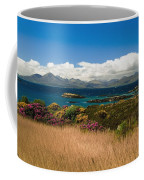 Gorse And Rhododendron Bushes Coffee Mug