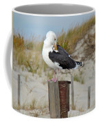 Great Black-backed Gull    Larus Marinus Coffee Mug