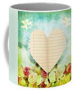greeting card Valentine day Coffee Mug