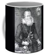 Gregor Horstius, German Physician Coffee Mug by Science Source