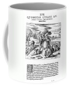 Guiana: Gold Casting, 1599 Coffee Mug