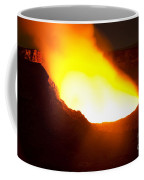Halemaumau Crater Of Kilauea Volcano Coffee Mug