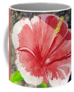 Happy Hibiscus Coffee Mug