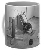 Harlow Monkey Experiment Coffee Mug by Science Source