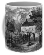 Harpers Ferry Insurrection, 1859 Coffee Mug