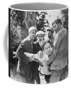 Harry Houdini (1874-1926) Coffee Mug