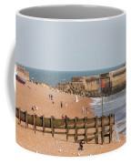 Hastings Beach Coffee Mug