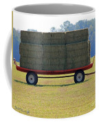 Hay Wagon Coffee Mug