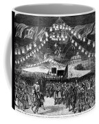 Hayes Inauguration, 1877 Coffee Mug by Granger
