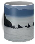 Haystack Rocks Coffee Mug