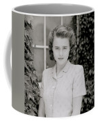 Actress Helena Bonham Carter  Coffee Mug