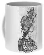 Helmet, 15th Century Coffee Mug