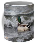 Here It Comes Coffee Mug