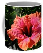 Hibiscus Blossom Coffee Mug