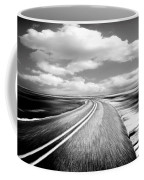 Highway Run Coffee Mug
