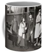 His Smothered Love, 1918 Coffee Mug