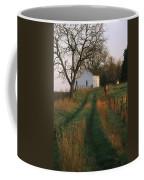 Historic Stevens Creek Farm Coffee Mug by Joel Sartore