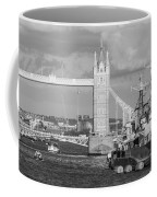 Hms Belfast Coffee Mug