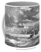 Hms Challenger, 1872-76 Coffee Mug