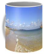 Hoernum - Sylt Coffee Mug by Joana Kruse