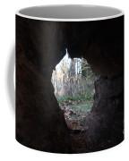 Hollow Log Coffee Mug