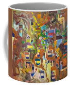 Holy Alphabet Coffee Mug