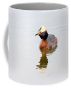 Horned Grebe Coffee Mug