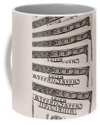 Hundred Dollar Bills Coffee Mug
