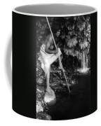 Hupa Fisherman, C1923 Coffee Mug